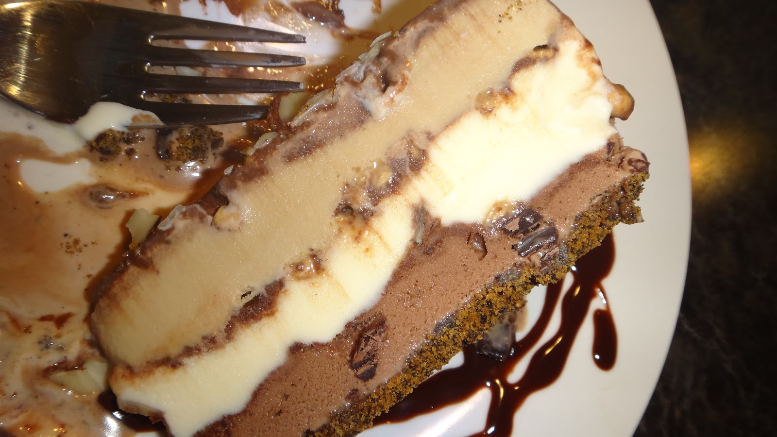 Recipe for mocha ice cream cake