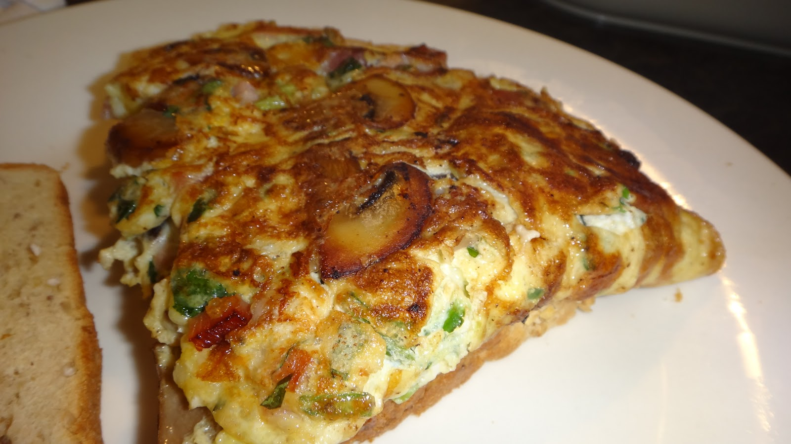 Toasted Western or Denver Omelet Sandwich « I WANT TO COOK THAT