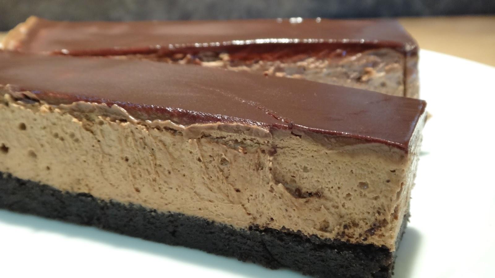 Anna Olson Chocolate Mousse Cake Recipe