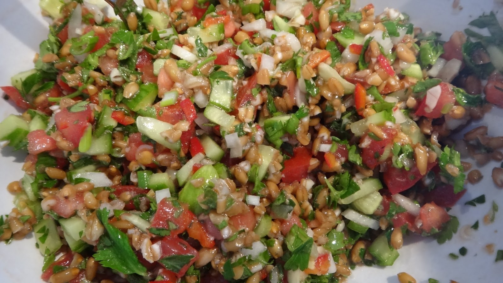 Farro Tabbouleh « I WANT TO COOK THAT