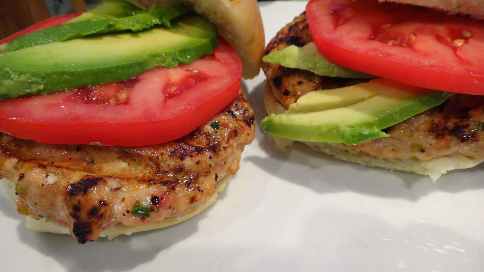 Debra  s Fantastic Chicken Burgers   I WANT TO COOK THAT